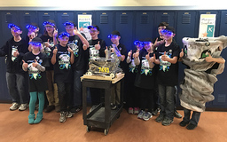 Technados Robotics Team Qualifies for Worlds