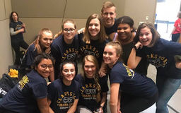 CHS Drama Represents Well at Michigan Thespian Festival